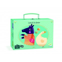Ludo and Co Junior - Djeco