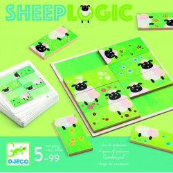Sheep Logic - Djeco