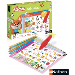 Premiers Jeux - Electro - Nathan