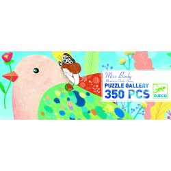 Puzzle Gallery - Miss Birdy - Djeco