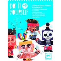 Do it Yourself - A l'abordage - Djeco