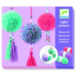 Pompons Pampilles - Djeco