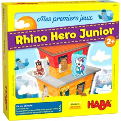 Rhino Hero Junior Haba