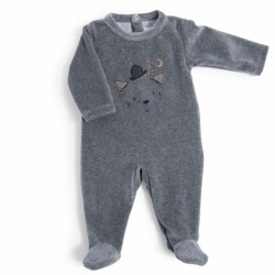 Pyjama - Les Moustaches - Moulin Roty